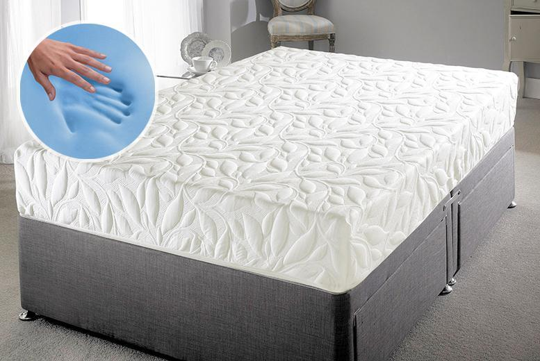 £149 (from Sleep Solutions) for a single GelFlex mattress, £189 for small double or double, £199 for king, £209 for super king - save up to 70% + DELIVERY INCLUDED!