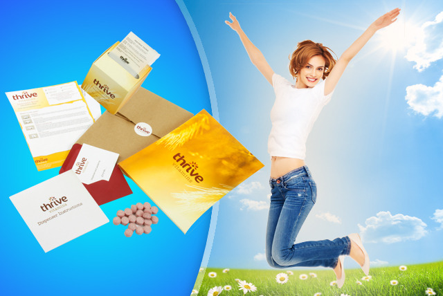 £9.99 instead of up to £19.99 (from Thrive Vitamins) for a 4 week personalised vitamin pack or £28.99 for 12 weeks - save up to 50% + delivery included