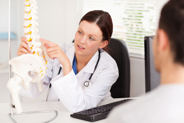£45 instead of £210 for spinal care package inc. consultation, report, massage & posture class at Optimal Spine - save 79%