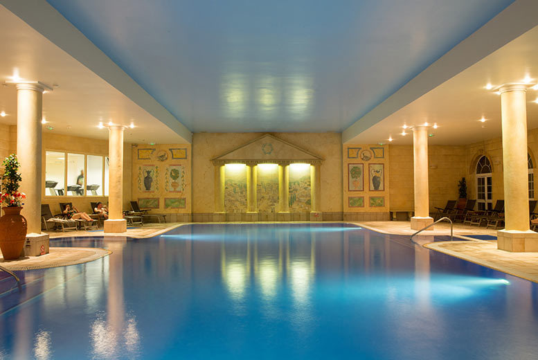 £69 (at Sketchley Grange Hotel & Spa) for an overnight stay for two including breakfast and spa access, £129 for two nights or £179 for three nights - save up to 44%