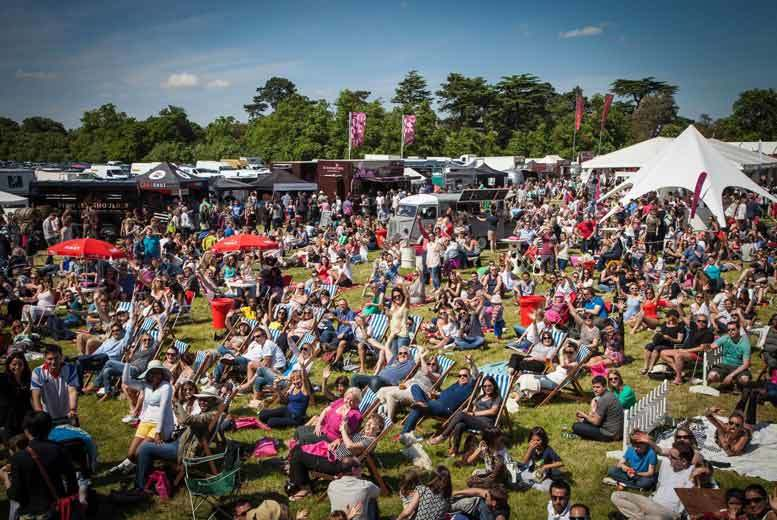 From £7 for one adult ticket and showguide to Foodies Festival, from £13.50 for two tickets, or from £49 for two VIP tickets - choose from 10 locations and save up to 56%