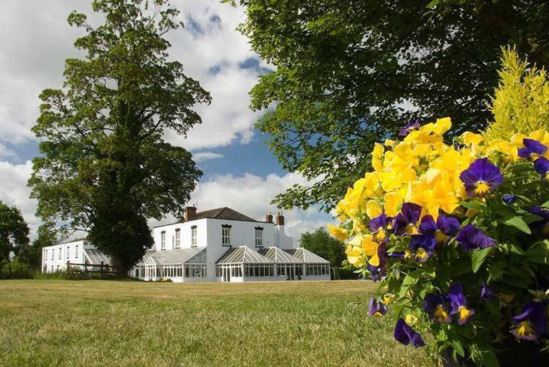 £99 instead of up to £255 (at The Wroxeter Hotel, Shrewsbury) for a two-night stay for 2 including breakfast and a three-course dinner - save up to 61%