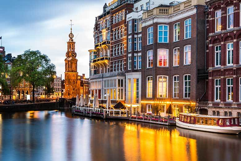 From £79pp (from ClearSky Holidays) for a two-night Amsterdam break including flights, from £129pp for a three-night stay - save up to 42%