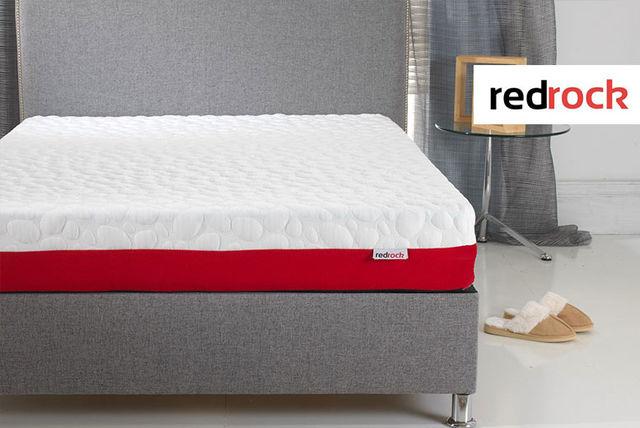 Redrock Sapphire 3-Layered Foam Mattress