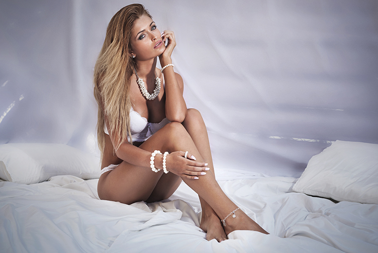 From £49 for 8 sessions of IPL hair removal treatment, on areas including Hollywood, Brazilian and full legs at La Estetica, near Liverpool Street - save up to 96%