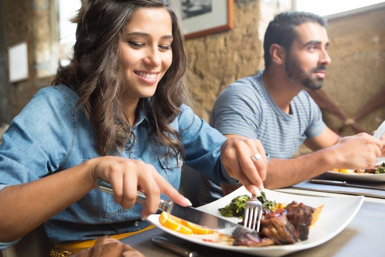 £38 instead of up to £49 for a gastro pub and restaurant dining experience for two from Activity Superstore - choose from 14 locations and save up to 22%