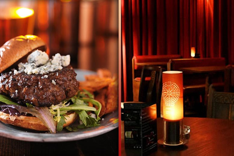 £24 instead of £49 for a three-course dinner and movie screening experience for two people at Roxy Bar & Screen, London Bridge - save up to 51%