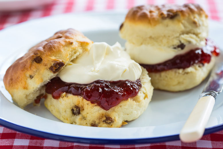 £12 for afternoon tea for two people, or £24 for four people at Southwell Garden Centre