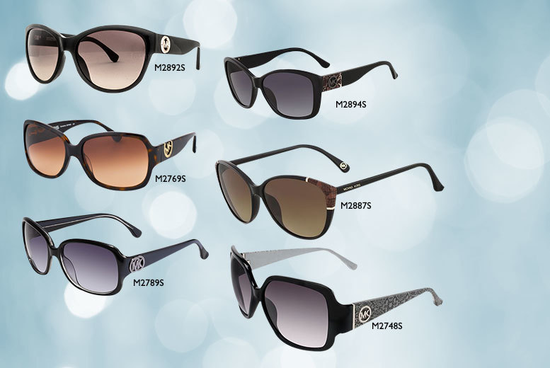£49.99 instead of up to £169 for a pair of ladies' Michael Kors sunglasses from Wowcher Direct - choose from 11 designs & save up to 70% + DELIVERY INCLUDED!