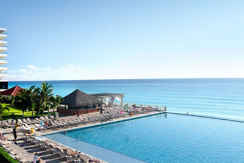 From £799pp (with Your Holidays) for a seven-night 5* all-inclusive Cancun break including direct return flights from Gatwick - save up to 29%