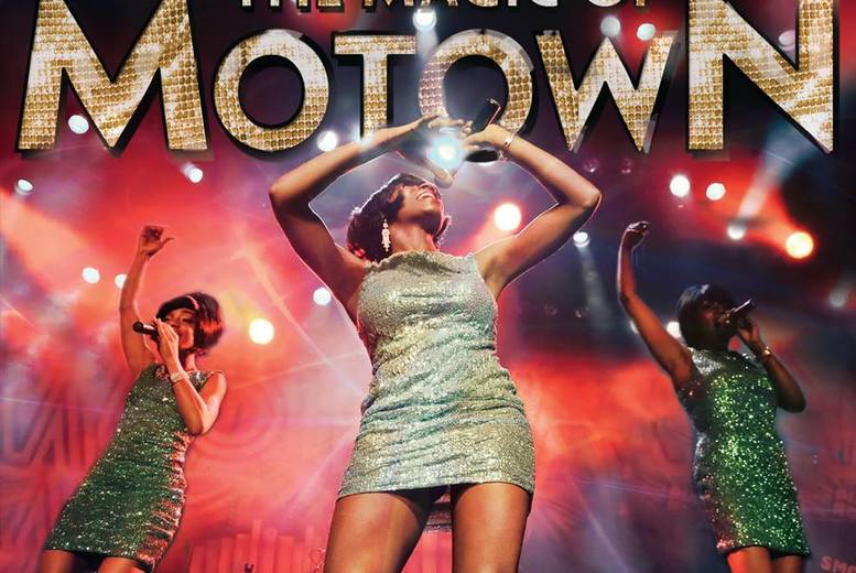 £30 for adult entry to the 'The Magic of Motown' outdoor concert on 30th July, or £15 for child's entry - Millenium Square, Leeds