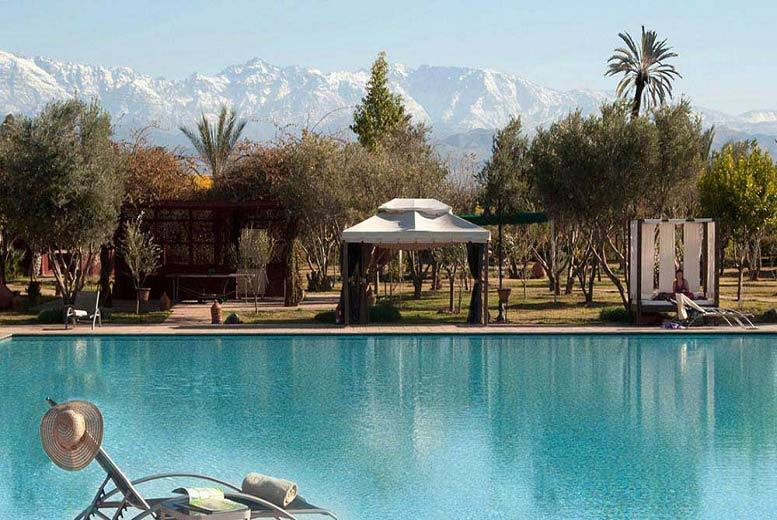 From £139pp (from Crystal Travel) for a three-night all-inclusive 5* Marrakech, Morocco break including flights, from £199pp for four nights, from £249pp for five nights - save up to 36%