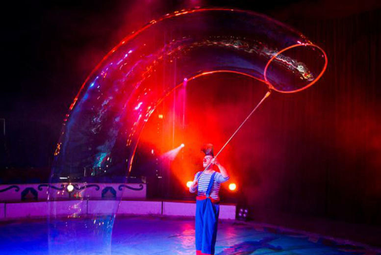 DDDeals - £8 instead of £20 for two tickets to Fossett's Circus - enjoy shows in Newry, Banbridge or Downpatrick and save 60%