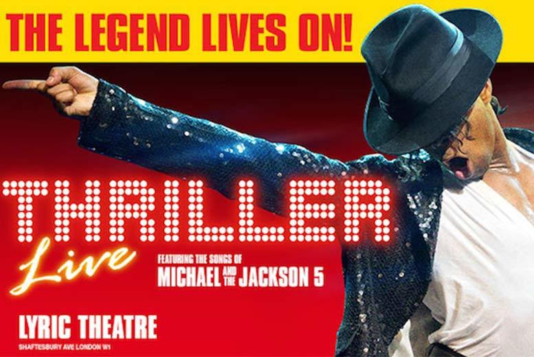 DDDeals - From £89pp (from OMGhotels.com) for a 3* London stay with breakfast and Thriller Live tickets, or upgrade to a 4* stay for £109pp