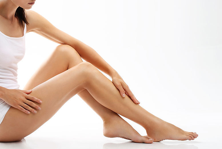 6 Sessions of Laser Hair Removal - 1 or 3 Areas!