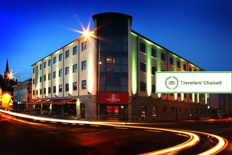 DDDeals - £59 (at the Station House Hotel) for an overnight stay for two people including a full Irish breakfast, muffins, tea and coffee on arrival, or £89 for two nights - save up to 37%