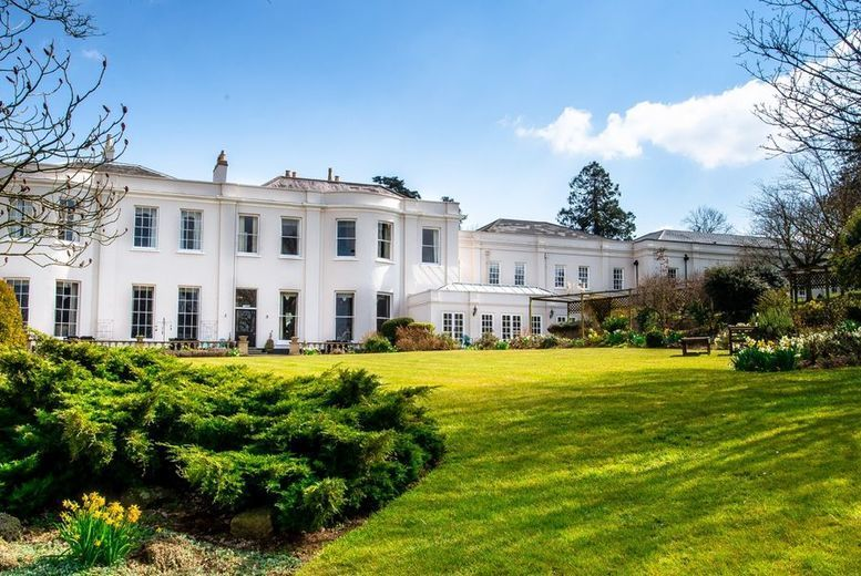 From £169 instead of up to £355.50 (from The Mount Somerset Hotel) for a one-night stay for two people, breakfast, two-course dinner and spa access - save up to 52%