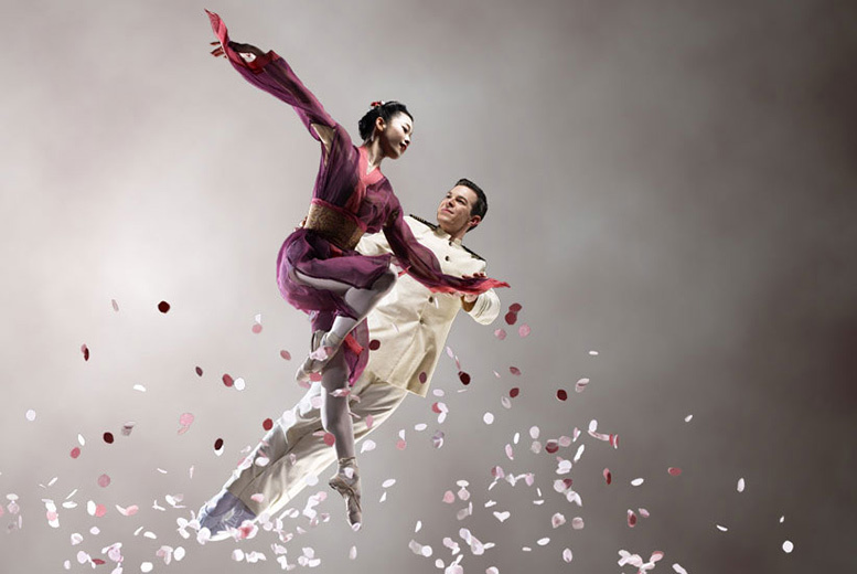 £12 for a ticket to see Northern Ballet's Madame Butterfly @ Liverpool Playhouse or Grand Theatre Blackpool including a glass of Prosecco - save up to 63%