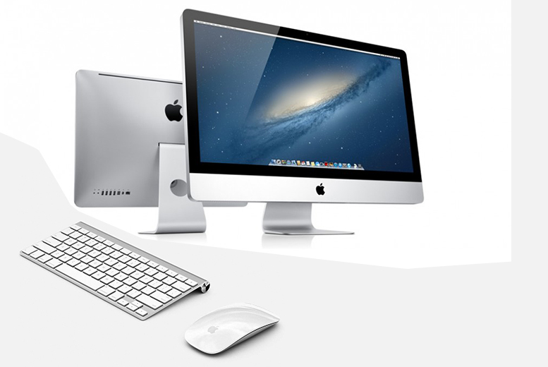 "From £599 (from Portable Universe) for a grade A refurbished 21.5"" Apple iMac with keyboard and mouse - save up to 36% + DELIVERY INCLUDED!"