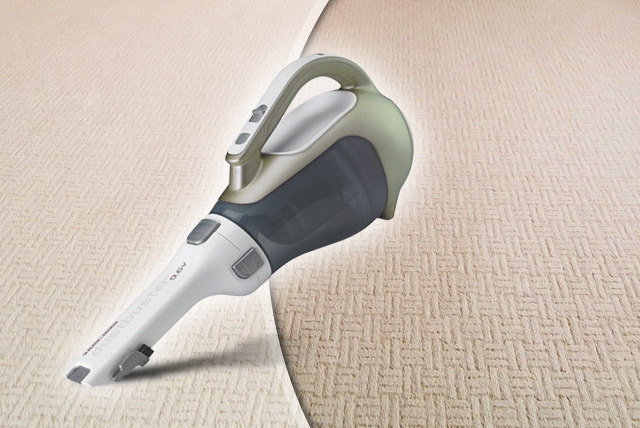 £35 instead of £59.99 for a Black & Decker DV9610 9.6V Dustbuster™ vacuum from Wowcher Shop - bust that dust & save 42%