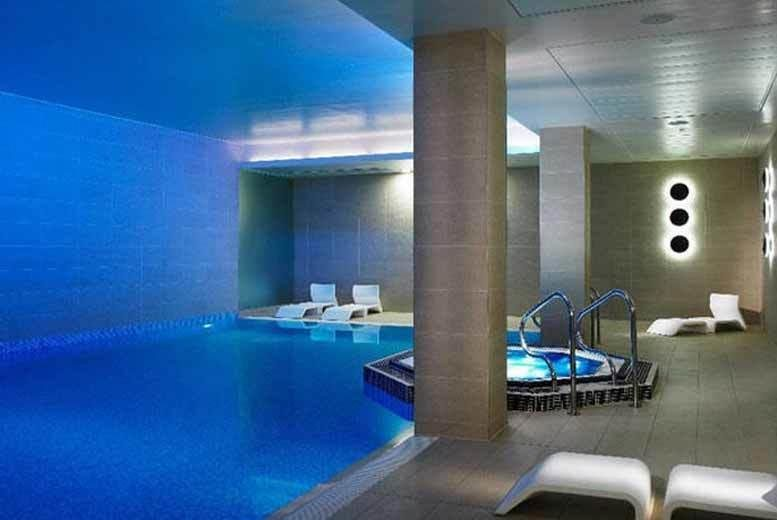 £49 for a spa day with a choice of 55-minute treatment and bag of truffles for one person, £98 for two at Breathe Spa Lingfield Park Resort - save up to 50%