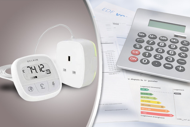 £15 instead of £24.97 for a Belkin Conserve Insight Electricity Monitor - see how much your electricity usage is costing & save 40%