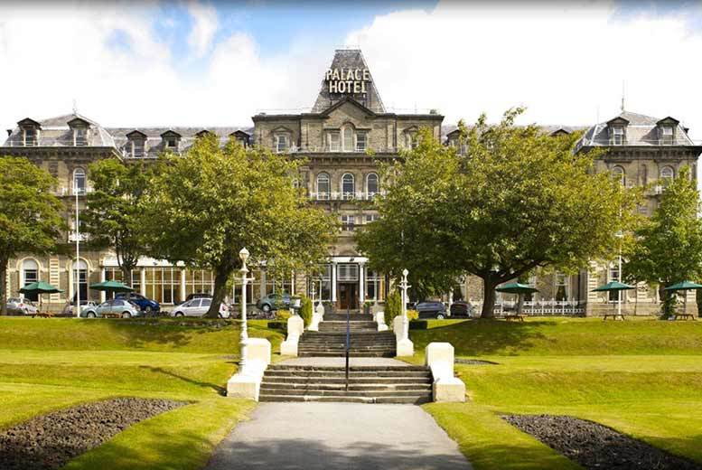 DDDeals - £59 (at Palace Hotel Buxton) for an overnight Peak District stay for two including breakfast, £75 to include a dinner and a bottle of wine, or from £139 for two nights