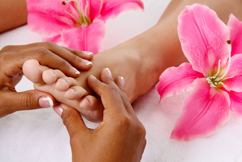 £12 instead of £25 for a 60-minute luxury pedicure from Beauty by Allana, Glasgow - treat your sweet feet and save 52%
