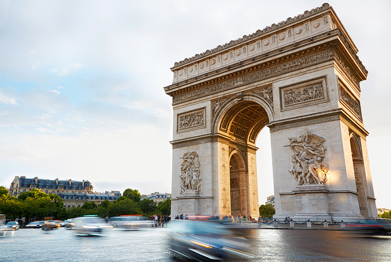 From £99pp instead of up to £167.83pp (from ClearSky Holidays) for a 2-night central Paris break including return flights, from £149pp for 3 nights - save up to 41%
