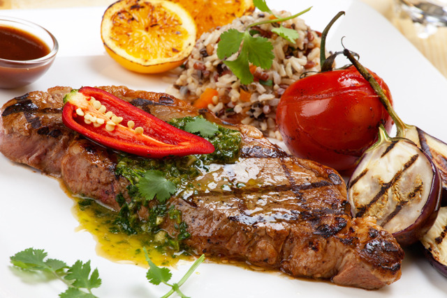 £14 instead of £32.96 for a Persian grill meal for 2 inc. a glass of wine each at Soltan, Putney - save  58%