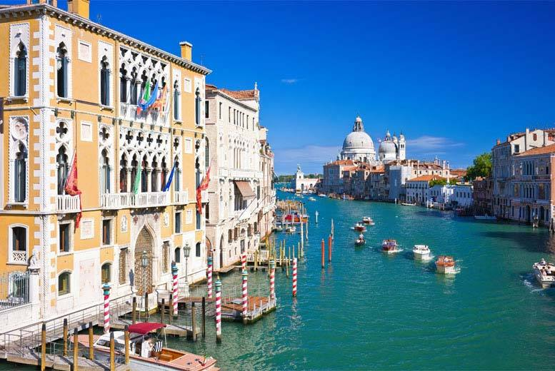 From £149pp (from Weekender Breaks) to stay two nights in Venice, one night in Florence and one night in Pisa, or from £199pp for two nights in each city - save up to 22%