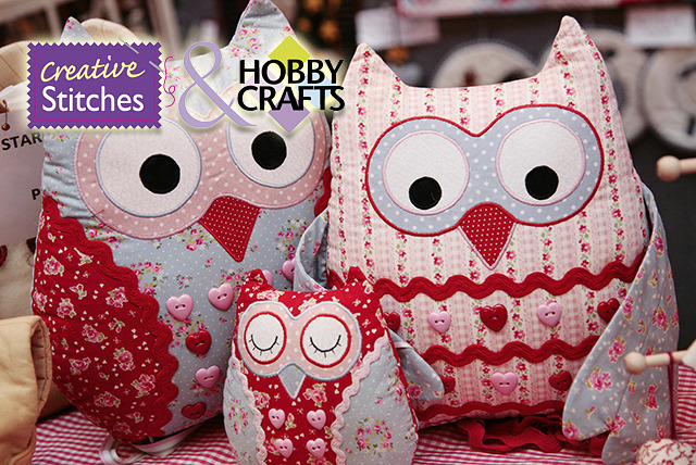 £4 instead of £8 for a ticket to the 'Creative Stitches & Hobbycrafts' show at ExCeL, London with ICHF Events - save 50%