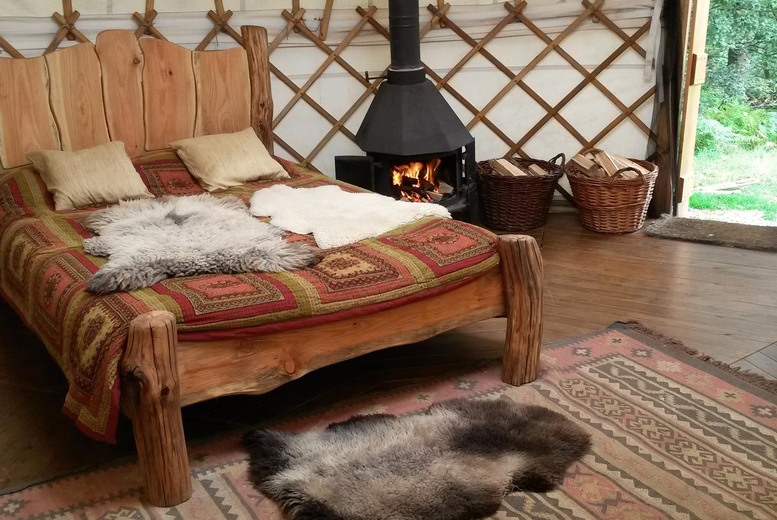 From £119 instead of up to £225 (from Eco Retreats, Powys) for a 2-night luxury glamping break for up to 4 people, from £139 for up to 6 people - save up to 47%