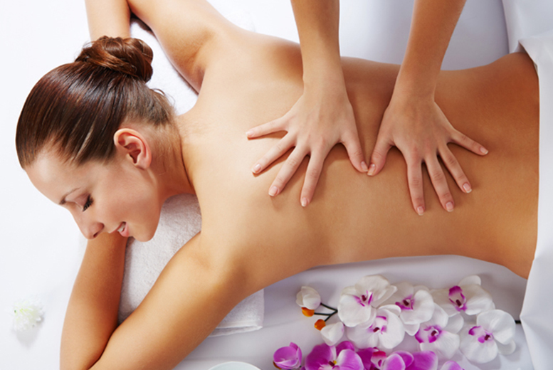 £19 instead of up to £60 for a 1-hour deep tissue massage or £24 for a deep tissue & lava shell massage at NW Massage Practice, Belsize Park - save up to 68%