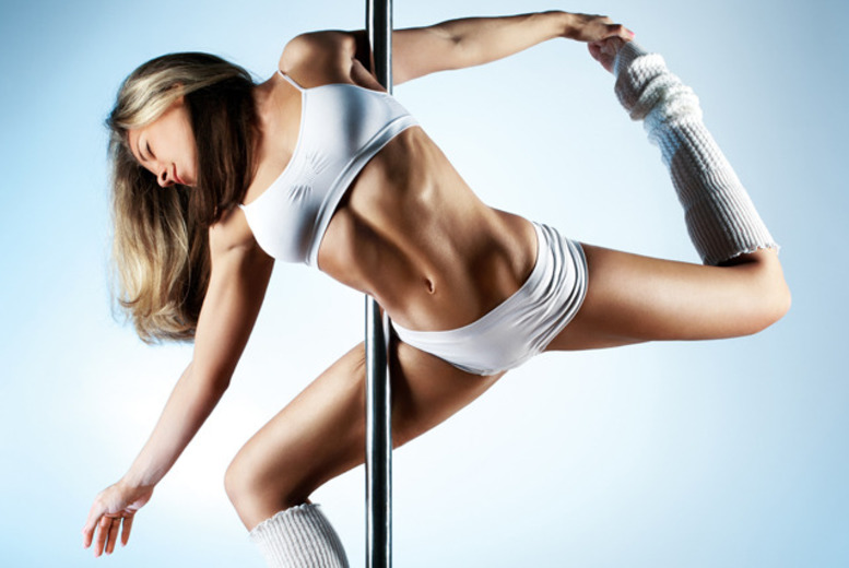 £9 instead of £30 for four 1-hour pole dancing classes at Pole Princess, Glasgow - save 70%