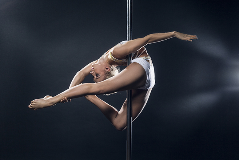 £9 instead of £35 for four 1-hour pole dancing classes at Pole Princess, Glasgow - save 74%