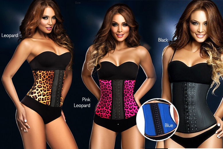£19.99 instead of £54.99 (from Who Runs the World) for a 'celebrity waist trainer' - save 64%