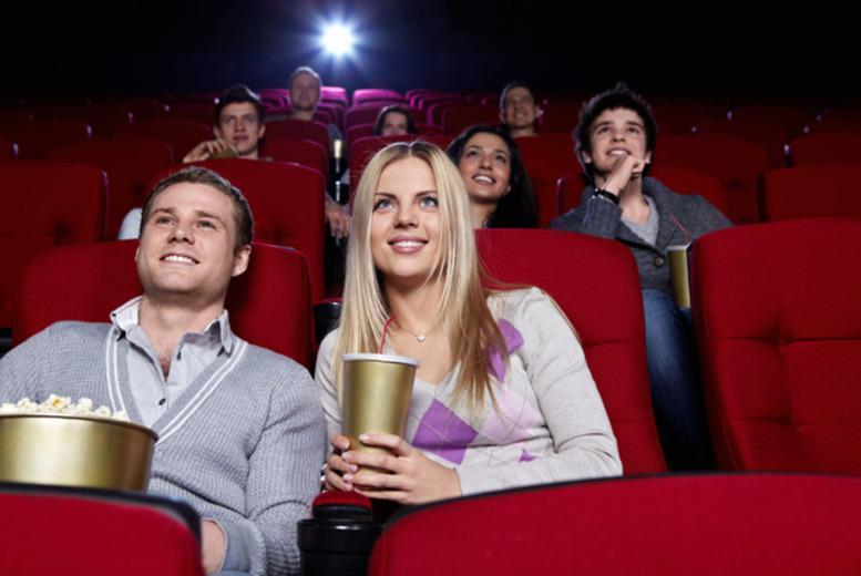 From £5.60 for two cinema tickets at a choice of 15 locations across England and Wales from Reel Cinemas - save up to 50%