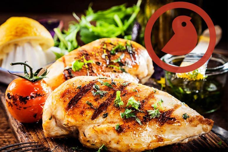 £9 instead of up to £17.95 for a full peri peri platter for two plus four sides, £17 for a platter for four, at Zuhus, Edinburgh - save up to 50%
