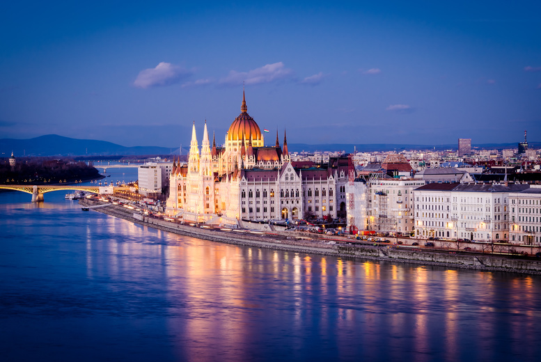 From £69pp instead of £111.98pp (from ClearSky Holidays) for a 2nt 4* Budapest spa break inc. flights - save up to 38%