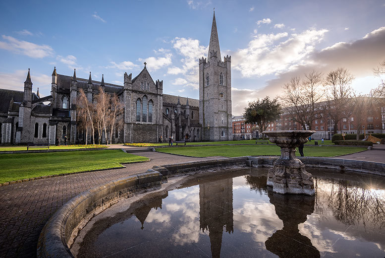 From £79pp (with Tour Center) for a 2-night Dublin break including return flights and Guinness Storehouse tour – save up to 26%