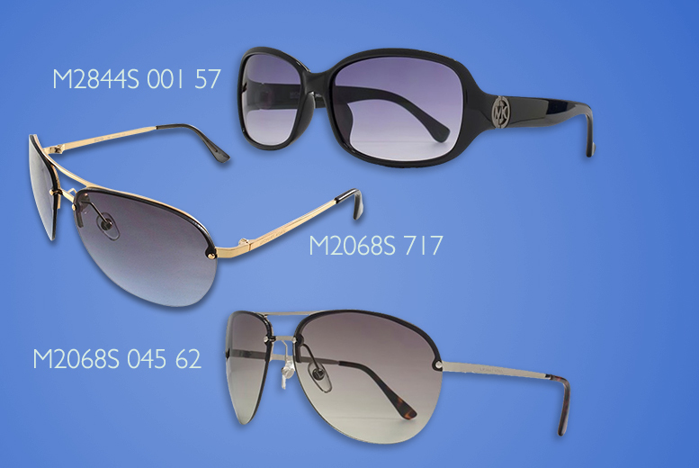 £39.99 instead of £137.01 (from Shop On Time) for a pair of Michael Kors sunglasses - choose from five designs and save 71%
