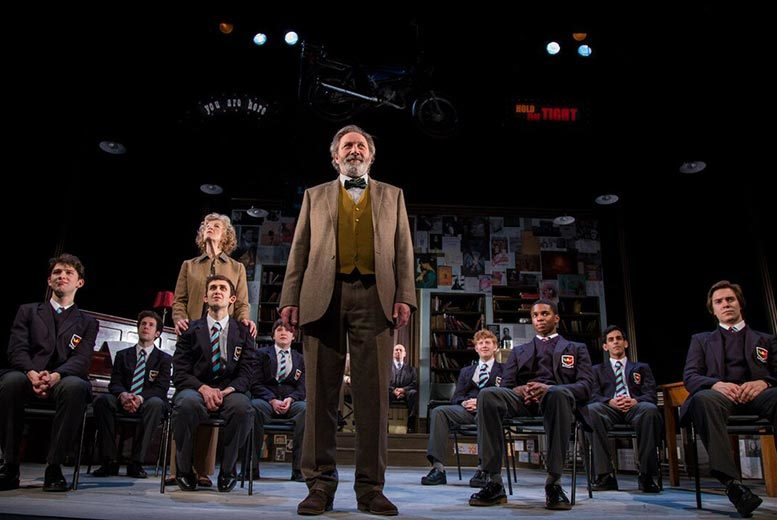 £14 for a Band B ticket to see The History Boys at the Grand Opera House, York, or from £17 for a Band A ticket with ATG Tickets - save up to 31%