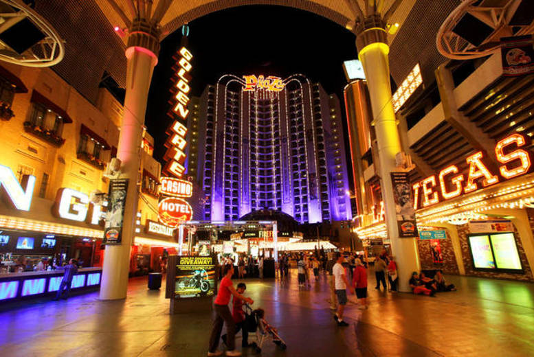 From £399pp (from Worldwide Tours) for a three-night Las Vegas break with flights,  from £449pp for four nights, or from £539pp for seven nights - save 48%