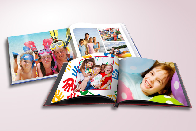 £9.99 instead of £31.99 (from 2M Photobooks) for a 20-page A4 hardback portrait photobook with printed cover - save 69%