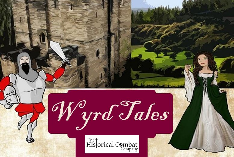 DDDeals - £14 instead of £20 for a wyrd tour for two in two locations, from The Historical Combat Company - save 30%