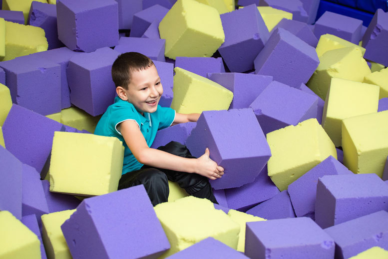 DDDeals - £5 instead of £15 for soft play entry and juice for two children at Go Kids! Play Centre, Liverpool - save 67%
