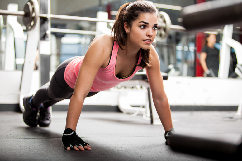 DDDeals - £9 for one month of gym membership for one, £17 for two, £18 for two months of gym membership for one, £35 for two at Harton Sports Centre, South Shields - save up to 72%