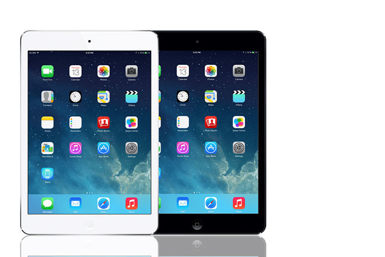 £129 (from Renew Electronics) for a 16GB Apple iPad Mini - choose either a black or white tablet
