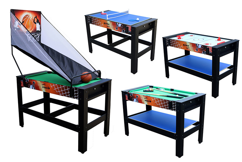 The Best Deal Guide - 7 in 1 Multi-Function Games Table
